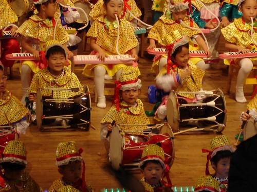 Trommel - Kindergarten