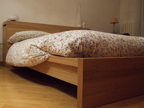 Il letto nuovo