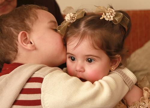τρυφερότητα φιλί