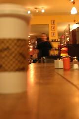Coffee at Solar De Cahuenga