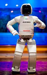 Dancing, Helpful Roboto