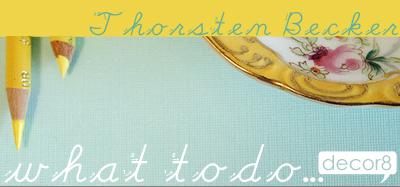 What To Do...Thorsten Becker