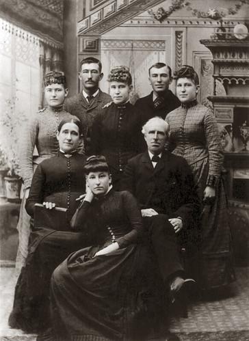 Eli Sams Family
