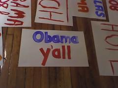 Obama y'all