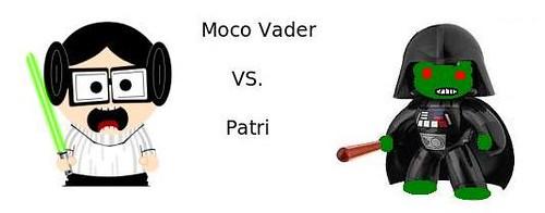 Patri vs. Moco Vader