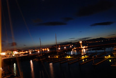 Pier 39 - view at night