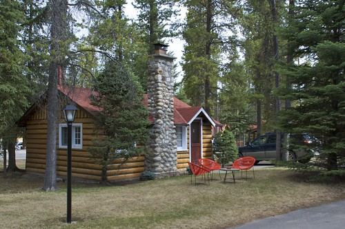 Our Cabin in Jasper