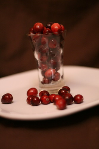 Crimson local cranberries