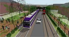 Purple Line 5