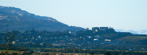 Stirling Castle From Afar