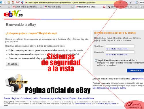 Phising eBay