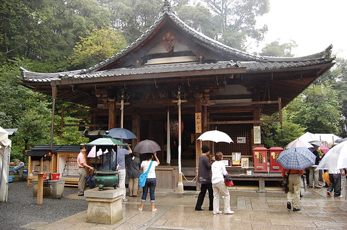 Rokuon-ji Temple - Fodo-do