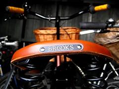 Saddle Up with Brooks