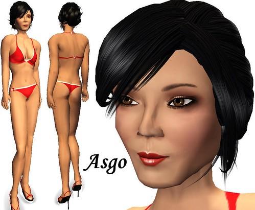Asian Shape