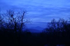 sunset in montford