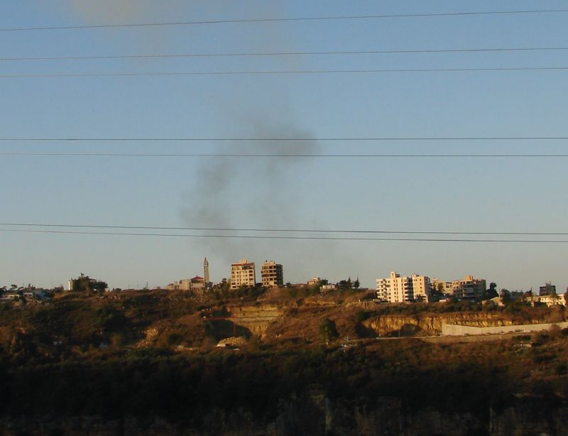 Esplosione a Baabda