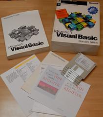 Microsoft Visual Basic 4.0