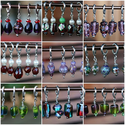 My stitch markers