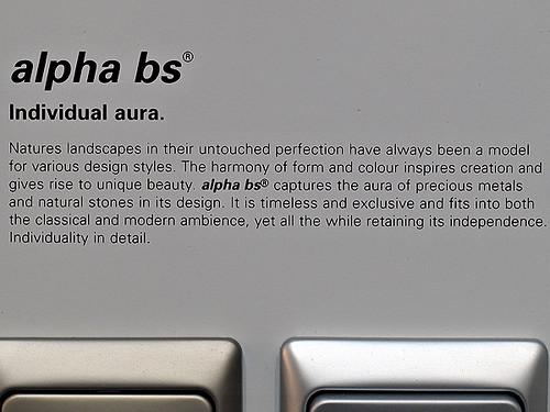 alpha bullshit