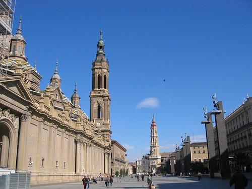 Nuesta Señora del Pilar, Zaragoza, Spain