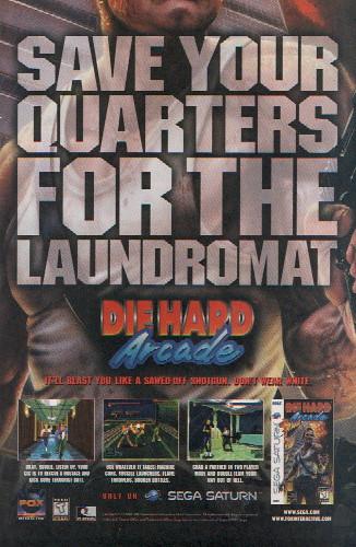 Sega Die Hard