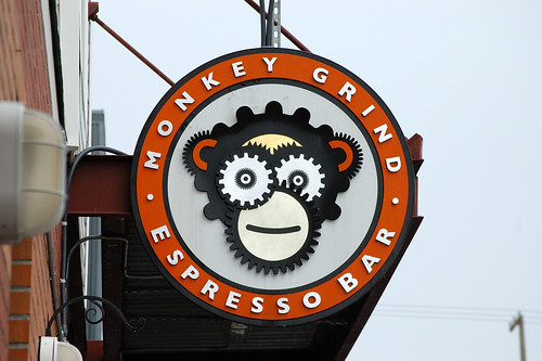 The Monkey Grind Espresso & Wine Bar
