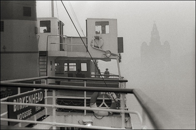 Ferry 'cross the Mersey | Foggy day 1969