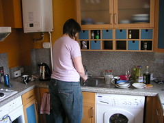 The kitchen in my flat