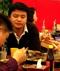 hotpot customers
