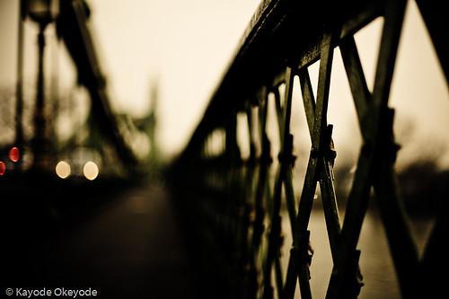 Hammersmith Bridge Close Up (1)