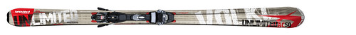 Volkl Unlimited AC 50 Skis 2008/9