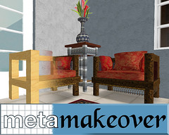 Metamakeover Poster