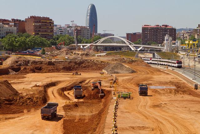 Pont del Treball - Sur - 23-05-11