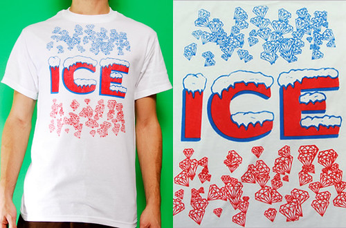 Ice T-Shirt No Demo