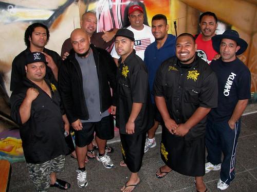 Tongan Boxing peeps & N.C.T.C