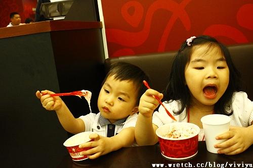 [V 2y1m]大口吃冰.迎夏日 @VIVIYU小世界