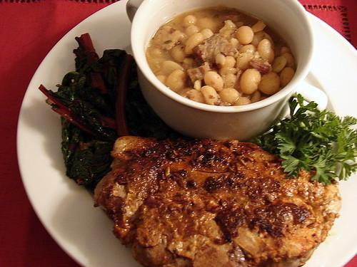 Dinner:  March 1, 2008