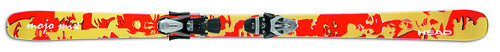 Head Mojo Mix Skis 2008/09