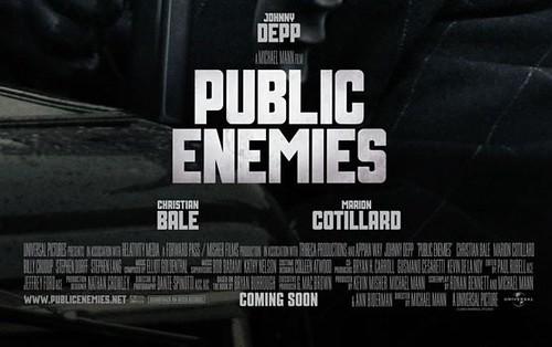 Public Enemies - por ti.