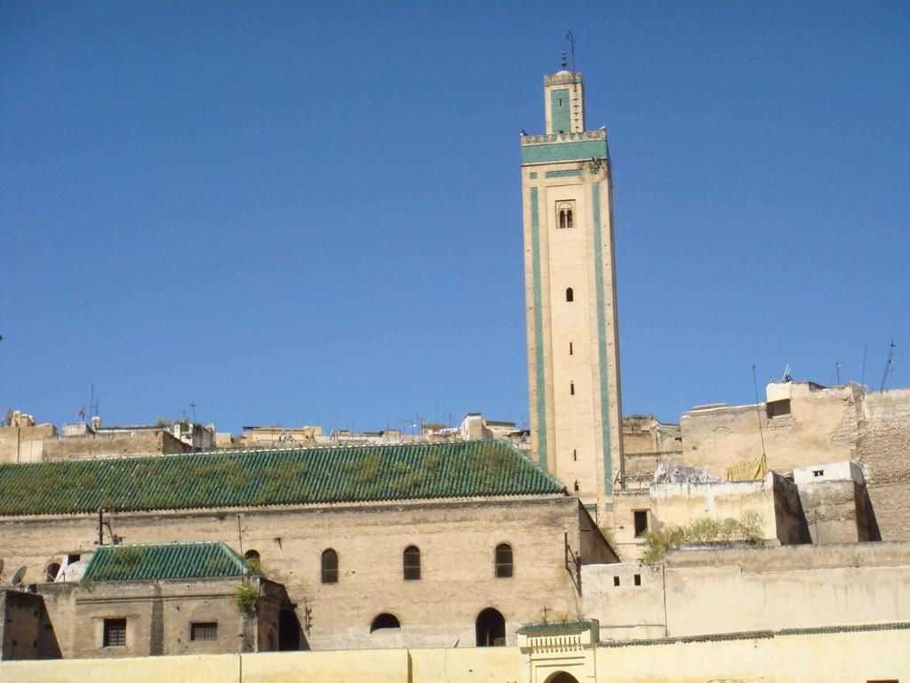 Mezquita (Medina de Fez)