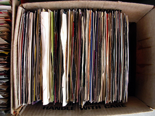 I have way more 45s than this fyi