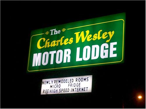 Charles Wesley Motor Lodge