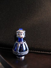 10.26.07 Present 8 - Blue Bottle of Love