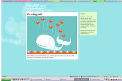 Twitter offline for maintenance