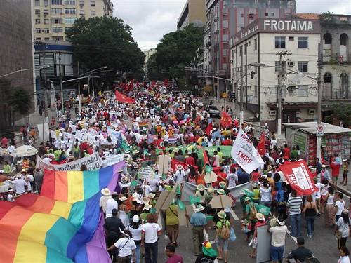 NOVENO FORO SOCIAL MUNDIAL BRASIL