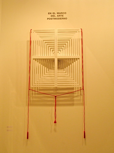 Esther Ferrer en Arco