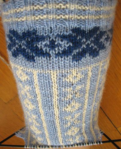 Norwegian stocking