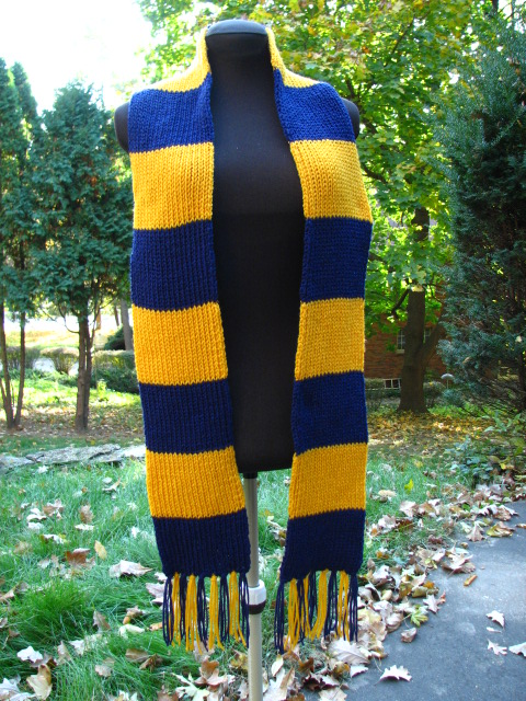 Michigan Scarf