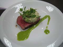 Japanese 7 Spice Petite Filet Mignon with Ginger Butter