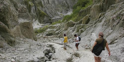 Mt. Pinatubo Hike 11.00